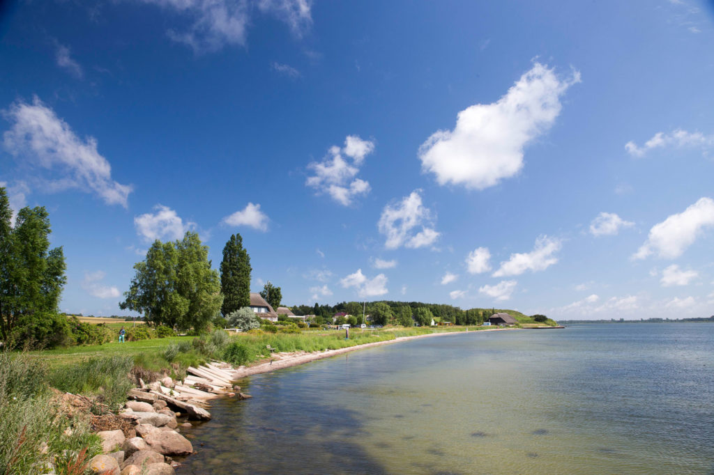 Alt Reddevitz Ufer Hagensche Wiek