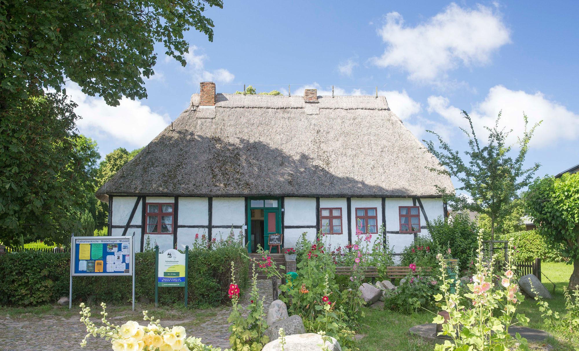 Schulmuseum Middelhagen