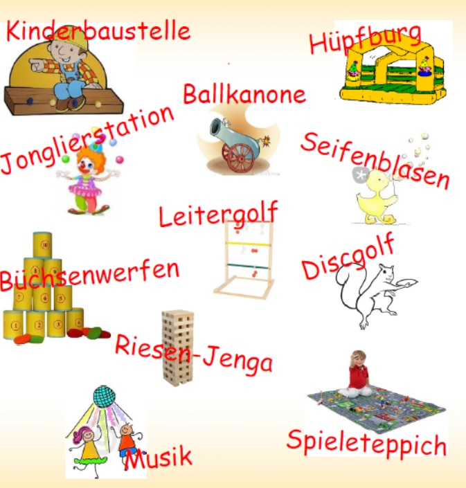 Kindertag auf Mönchgut
